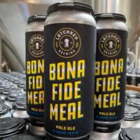Bona Fide Meal Label