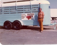 Paul Ecke Jr. and Ranch trailer