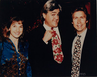 Julie Hampton, Jay Leno and Paul Ecke III