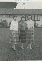 Ruth, Elisabeth and Barbara Ecke