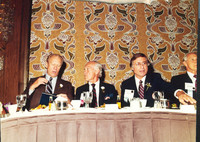 Gerald Ford, Paul Ecke Jr. at SAF event