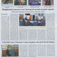 The Cougar Chronicle<br /><br />