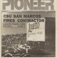 Pioneer<br /><br /> November 13, 1990