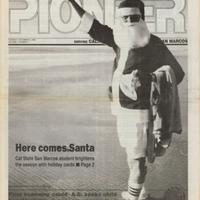 Pioneer <br /><br /> December 3, 1991