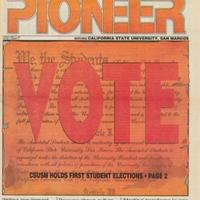 Pioneer<br /><br /> April 16, 1991