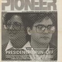 Pioneer<br /><br /> April 30, 1991
