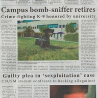 The Cougar Chronicle <br /><br /> November 20, 2013