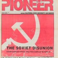 Pioneer <br /><br /> October 1, 1991