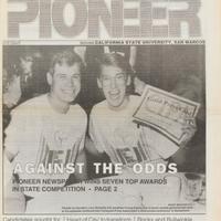 Pioneer<br /><br /> April 2, 1991