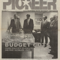 Pioneer<br /><br /> February 19, 1991<br /><br />